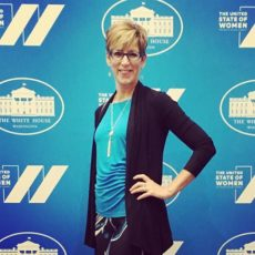 Let's Hear It for the Girls! Favorite Moments from the #StateofWomen Summit